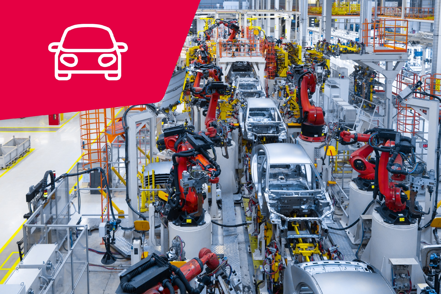 Automotive - Express- und Kurierlösung