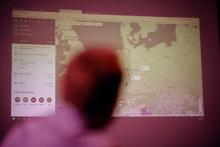 Logistik Digitalisierung bei zipmend Express