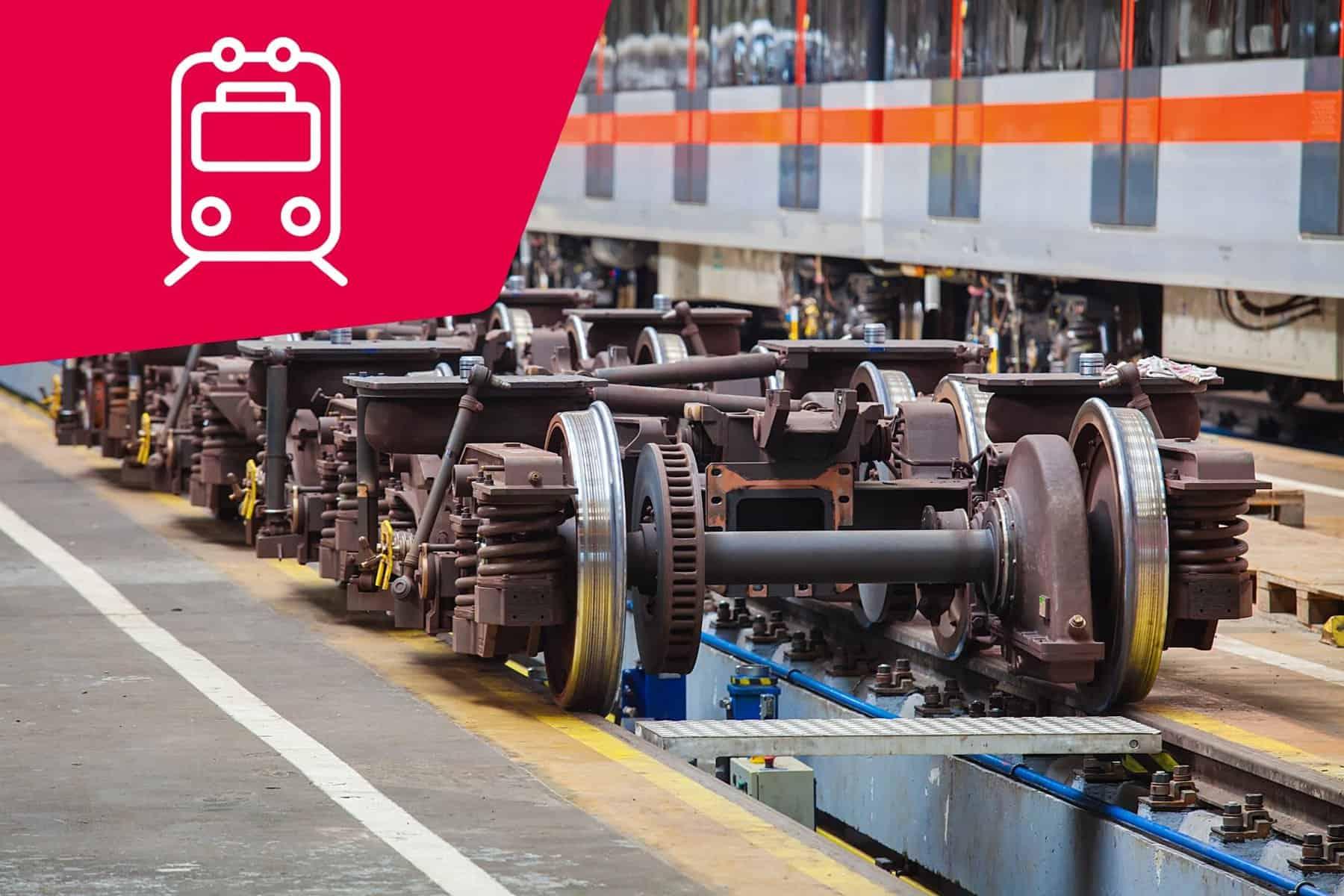 Eisenbahn - Express- und Kurierlösung
