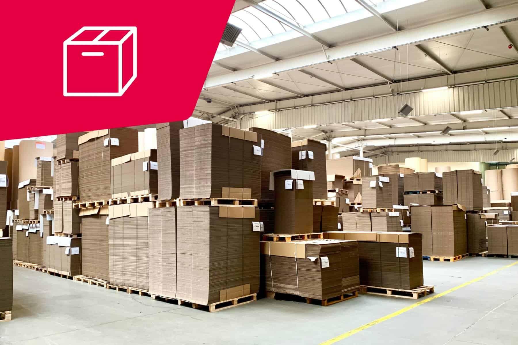 Verpackungen - Express- und Kurierlösung